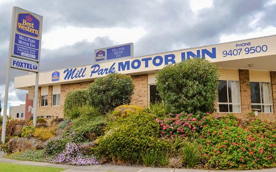 Best Western Mill Park Motel