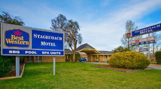 Best Western Stagecoach Motel: Exterior