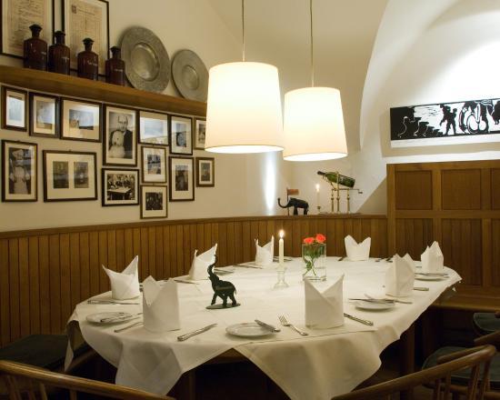 Hotel Elefant: Restaurant