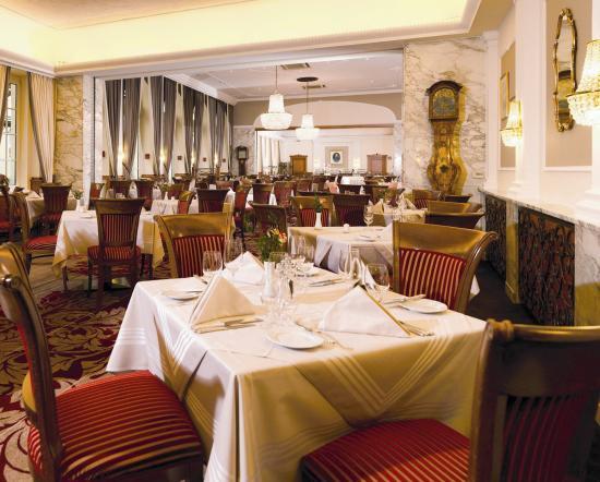Hotel Stefanie: Restaurant Stefanie