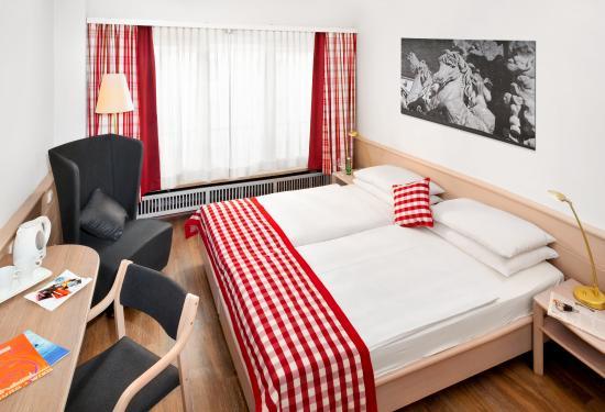 Hotel Imlauer & Bräu: Double room