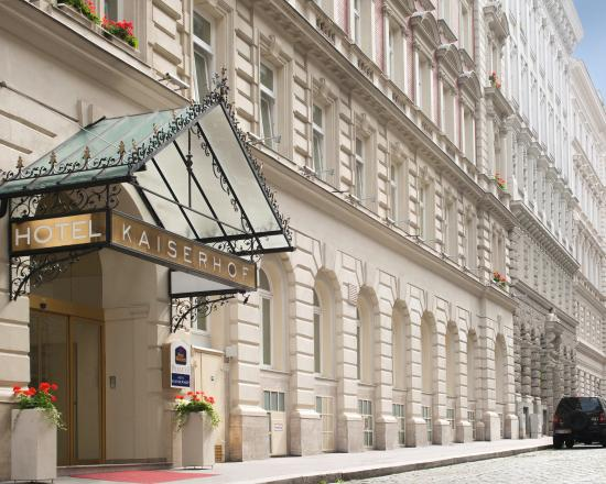 best western premier kaiserhof wien updated 2017 prices