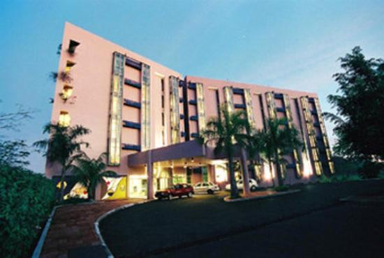 Falls Galli Hotel: Exterior