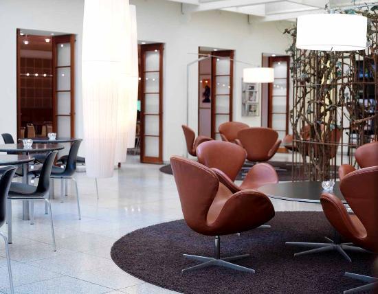 BEST WESTERN Hotel City: Lobby