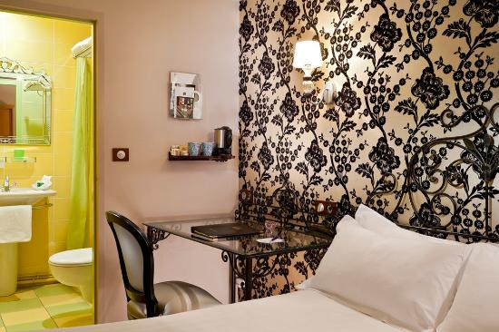 Best Western Aurore: Double Bed NSK,Classic RM,Shower