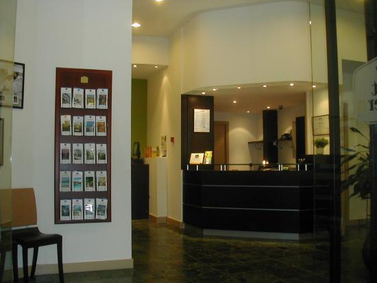 BEST WESTERN Hotel De Verdun: Lobby