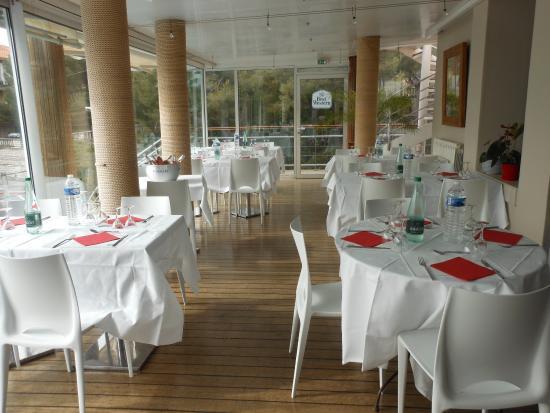 Best Western Hotel La Rade: Restaurant