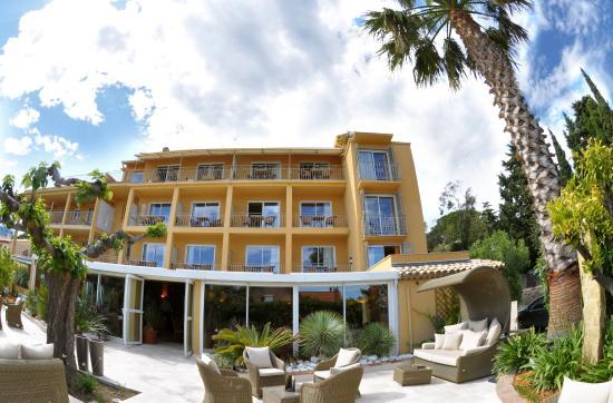 BEST WESTERN Hotel Montfleuri