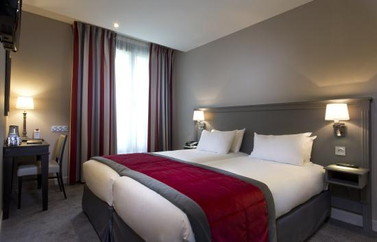 BEST WESTERN Montcalm : Guest Room