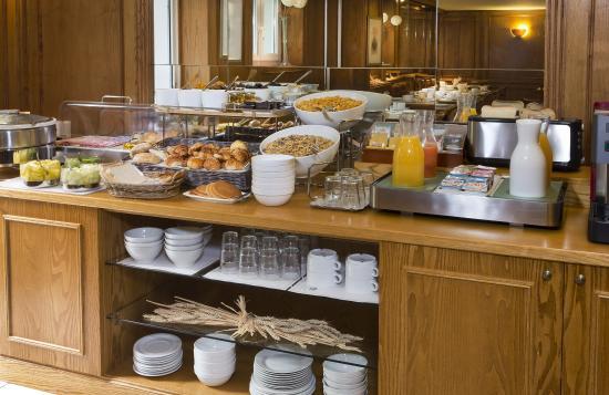 BEST WESTERN Montcalm : Restaurant
