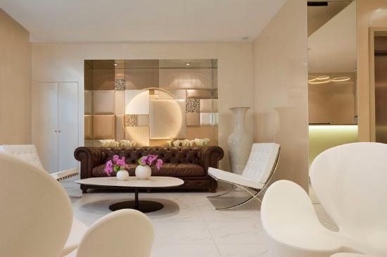 Hotel 7 Eiffel : Reception
