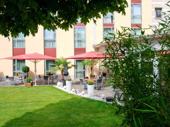 Best Western Koln : Terrace  Picture of Best Western Hotel Koln, Cologne  TripAdvisor
