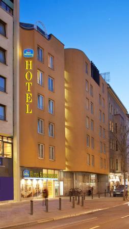 柏林坎斯特拉斯最佳西方酒店張圖片