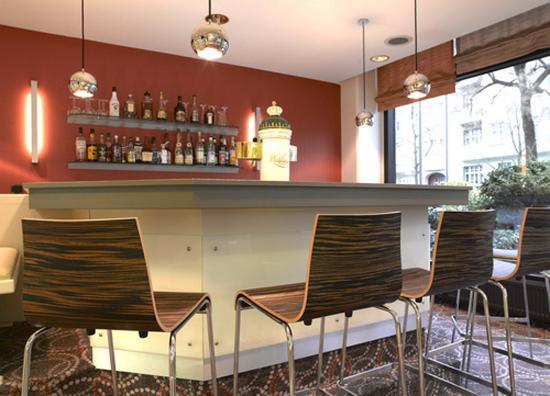 Leonardo Hotel Berlin City West: Lounge