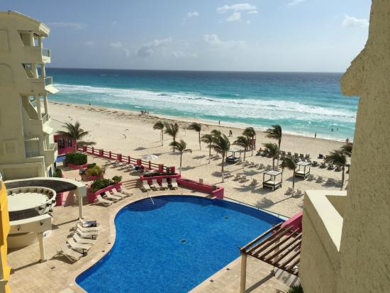 Hotel Nyx Cancun View From The Room