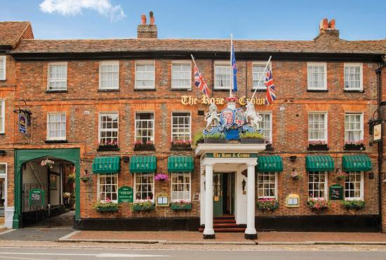 Best Western Rose and Crown in Tonbridge