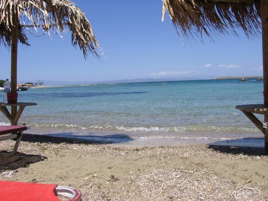Hotel Aktaion: Hotel Beach