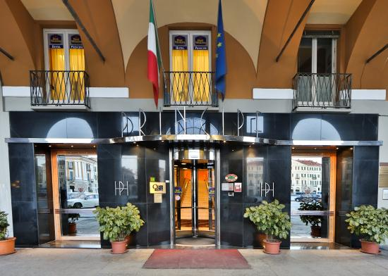 Best Western Hotel Principe: Entrance