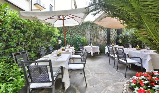 Rivoli Boutique Hotel: Restaurant