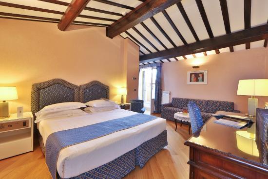 Hotel Rivoli: Guest Room