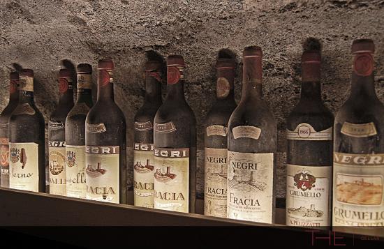 Hotel Tremoggia: THE Cellar