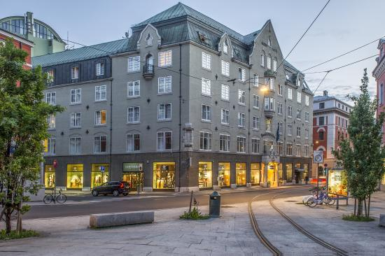 Hotell Bondeheimen : Exterior