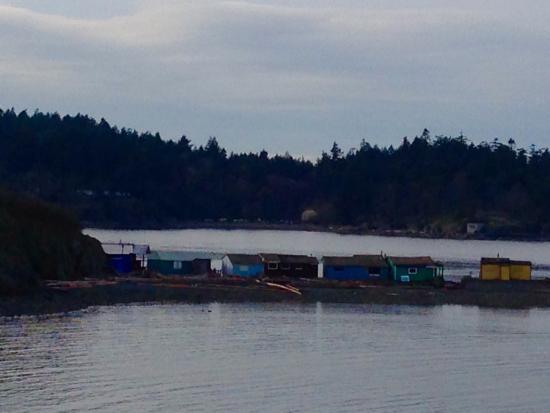 Pipers Lagoon Park: Looks like Alcatraz...!