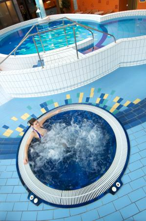 Best Western Premier Hotel Lovec: Swimming Pool
