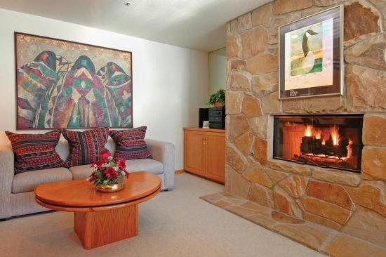 All Seasons Condominiums: Living Room