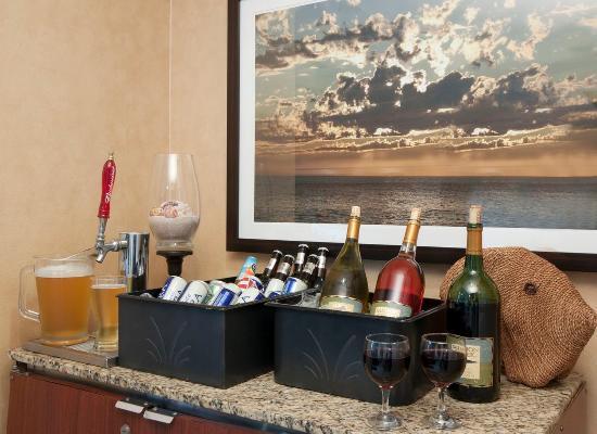 Residence Inn Los Angeles LAX/Manhattan Beach: Evening Social Hour
