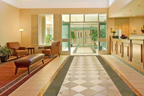 Holiday Inn Mississauga Toronto West: Lobby