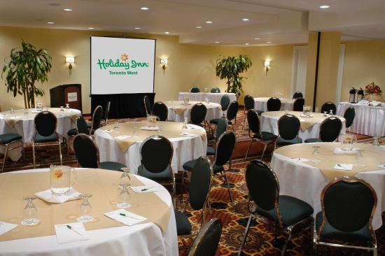 Holiday Inn Mississauga Toronto West: Heartland Ballroom