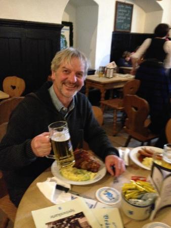 Braeustueberl Tegernsee: Deftiges nach einem tollen Skitag
