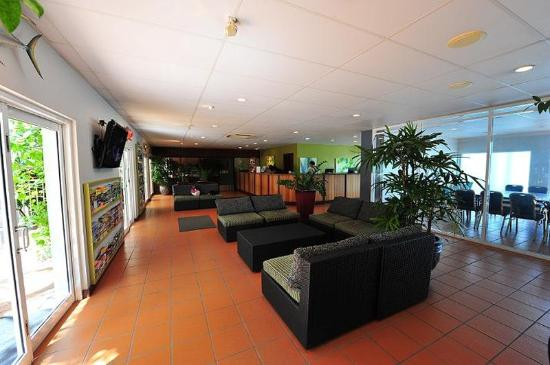Coral Tree Inn: CTILobby And Conference Room