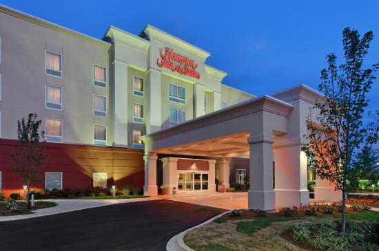 Hampton Inn & Suites Knoxville - Turkey Creek / Farragut: Exterior