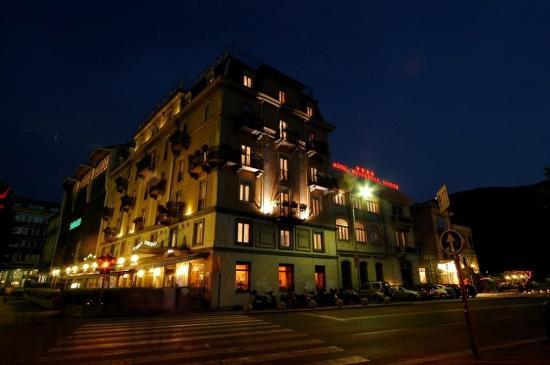 Metropole Suisse Hotel: Metropole Suisse Au Lac