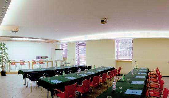 Metropole Suisse Hotel: Meeting Room