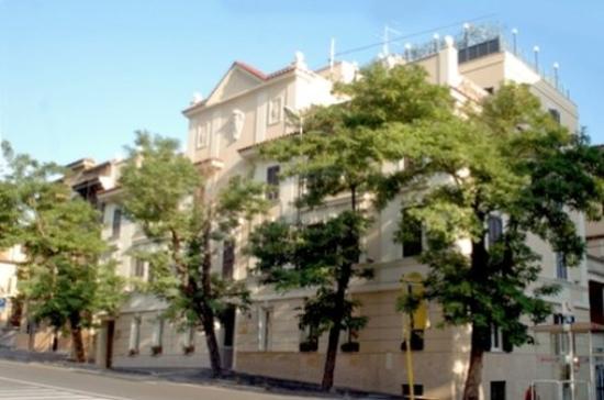 Hotel Alimandi Vaticano: Exterior View