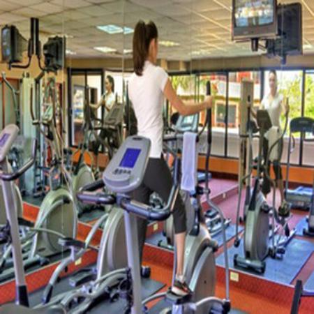Gamma by Fiesta Inn Tijuana: Gym