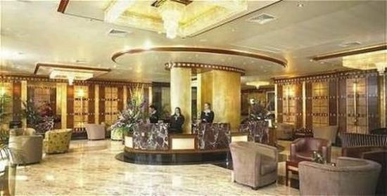 Grange City Hotel: Interior