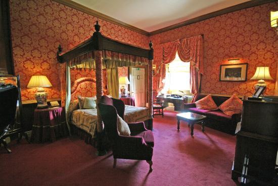 Lumley Castle Hotel: Feature Double