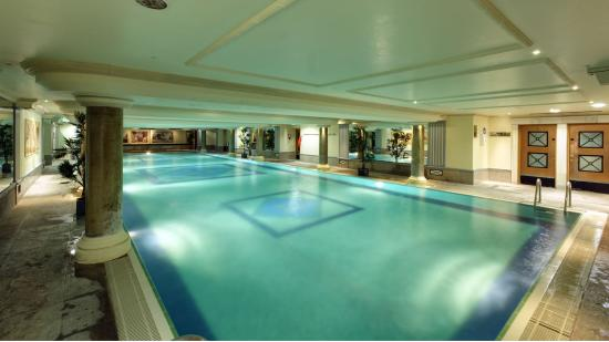 City Health Fitness Club Swimming Pool Picture Of Grange City Hotel London Tripadvisor