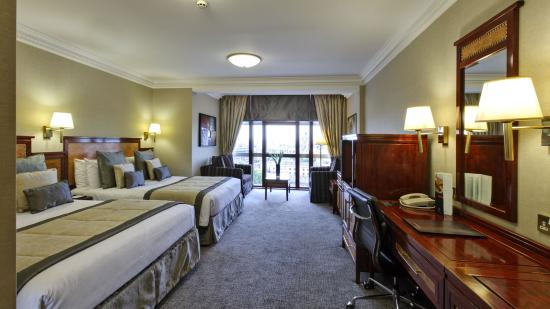 Grange City Hotel: Executive Twin Room