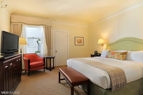 Hotel Drisco: Deluxe King Room
