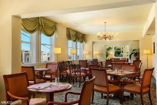 Hotel Drisco: Breakfast Room