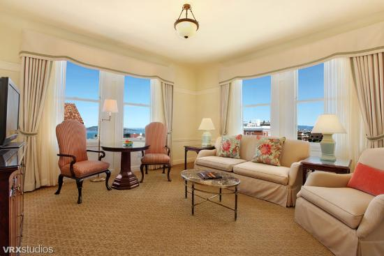 Hotel Drisco: City View King Suite