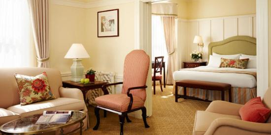 Hotel Drisco: Guestrooms