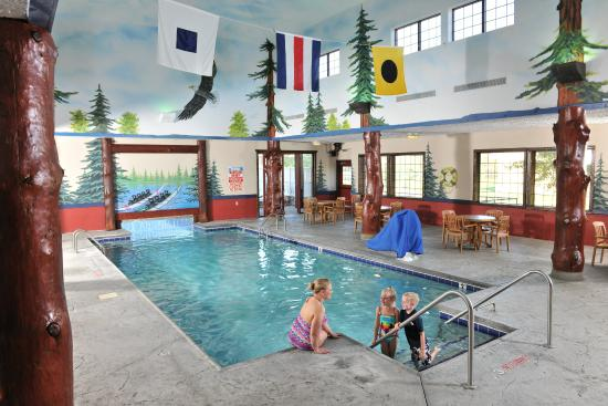 indoor outdoor pool picture of stoney creek hotel conference center moline moline