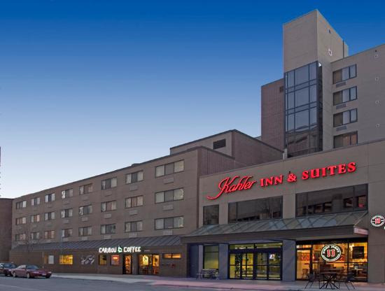 Kahler Inn and Suites: Exterior