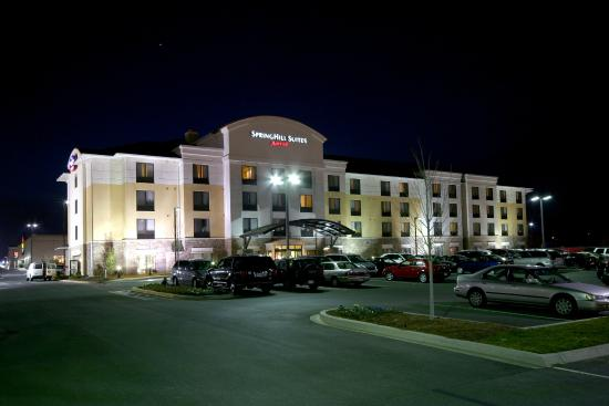 TownePlace Suites Knoxville Cedar Bluff : Exterior